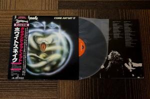 ホワイトスネイク LP